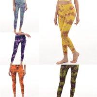 Ewruf euka cor sólida mulheres yoga calças de treino cintura spin-seco spin esportes rápido yoga calça ginásio wear leggings fitness elástico senhora global