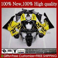 Körper für Honda CBR 893RR 900RR Yellow Black CBR900 CBR893 900 893 CC RR 95HC.184 CBR900RR 1994 1995 1996 1997 CBR893RR 94 95 96 97 Verkleidungen