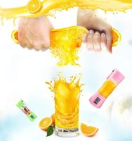 Blender Personal With Travel CUP USB Portátil Exprimidor eléctrico licuadora Recargable Juicer Botella Fruta Herramientas de verduras CCE4055