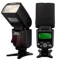 MEIKE -930II Ajuste manual profissional SpeedLite flash único contato câmera flash1