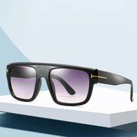 Yeni F Güneş Gözlüğü 0699 Klasik erkek ve kadın Güneş Gözlüğü Kare Güneş Gözlüğü Tasarımcısı AWS