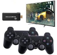 4K 게임 USB 무선 콘솔 3500 게임 스틱 비디오 게임 콘솔 HD 출력 듀얼 플레이어