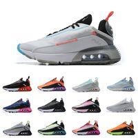 Hombre hembra 2090 zapatillas para correr Triple Negro de alta calidad 2090S Sneakers de diseño Classic Casual Trainers Tamaño 36-46 para hombre mujer
