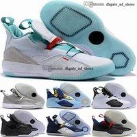 EUR 46 38 Jumpman 33 Boyutu ABD 12 Bayanlar Retro Trialler Siyah Ayakkabı Büyük Çocuk Erkek Erkek Erkekler Sneakers Klasik Eğitmenler 33 S Kadınlar Basketbol Tenis