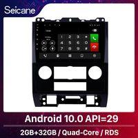 Seicane Android 10.0 2G سيارة GPS راديو للهروب 2008 2008 2009 2011 20112012 وحدة لاعب دعم Carplay OBD2 DVR TPMS Car DVD