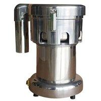 120-140KG / H automática Juicer de la fruta y Vegetal Exprimidor eléctrico casero de frutas 110V / 220V