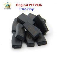 Keydiy 10-50 adet / grup Orijinal PCF7936AS SOT385 Oto Anahtar Transponder Çip ID46 Çip PCF7936 PCF7936 Çilingir Aracı PCF 79361