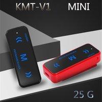 KMT-V1 Civil MINI Intercom Outdoor Handheld Portable Micro mini Walkie Talkie Way Ham Radio Communicator HF Transceiver