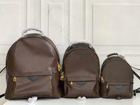 2021 حار بيع الكلاسيكية الفاخرة مصمم حقيبة الرجال montaigne bb حقيبة السيدات حقيبة الظهر الأزياء حقيبة عارضة المدرسية شحن مجاني