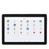 Tablet PC BMXC Android 9.0 Octa-Core 4G LTE 10 Inç Çift Sim 2.5D WiFi Bluetooth GPS Çocuklar Oyunlar için Tabletler Celulares Artı Toda