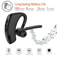 Disponibile! V8 TWS Auricolari Bluetooth cuffia CSR commerciali auricolari stereo con microfono Wireless Voice per iPhone 12 mini 11 xs max
