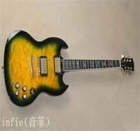 Beautiful sg Electric with 2 Pickups Musical Instruments guitar