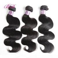 BD droit brésilien vague de corps en vrac vague cheveux 3 4 Bundles 100% humains Offre Bundles Hair No Remy Hair Extensions