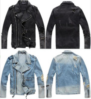Erkek Ceket Kaban Erkekler Kadınlar Denim Ceket Ceket Erkek Giyim Boyutu M-4XL