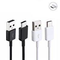 OEM Original-1.2M Typ-C-Micro-USB-C Schwarz Kabel Fast Charger EP-DG950CBE für Samsung Galaxy c7 pro c9 S7 S8 plus