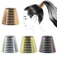 Saç Klipler Barrettes LZHLQ 4 Adet Sevimli Çok Katmanlı Gelin Firkete Geometrik Metal Püskül Hairwear Kadınlar Için Takı Aksesuarları1