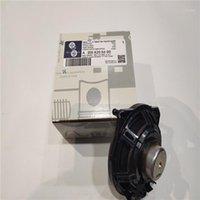 نظام إضاءة آخر 10 قطع 4.5 بوصة المستخدمة لوحة الباب MIDRANGE CAR Speaker Original for - W205 W213 W222 W204 GLE 3201