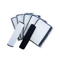 뜨거운 판매 승화 네오프렌 빈 좌석 벨트 수있는 사용자 정의 당신의 자신의 로고 또는 디자인에 대 한 열 전송 인쇄