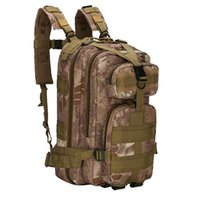 Outdoor Camouflage Backpack Mountain Hiking Daypack Large Ca...