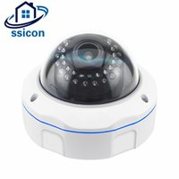 Kameras 4MP CCTV-Kamera AHD 2.8-12mm Handbuch Zoom-Objektiv IR-Entfernung 30m Metallkuppel Vandalenproof HD-Sicherheit nach Hause