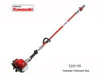 Kawasaki TJ27-PS Sega alta ramo telescopica per la falciatura del prato ad alta velocità. Potente, facile da usare, a basso consumo efficiente ed efficiente