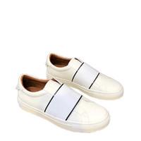 Nouveau-Paris Hommes Plateforme Entraîneur Confort Casual Sneaker Sneaker Mens Loisirs Chaussures En Cuir Chaussures Chaussures Formateurs Slip-on GI200 07