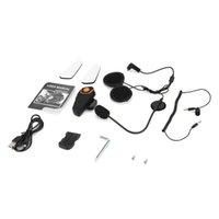 Walkie Talkie BT-S2 1000m Motorrad BT Interphone Motorrad Helm Wireless Intercom FM Headset Tragbare Mini
