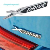 Auto Fender-Trunk XDrive-Logo-Emblem-Aufkleber für BMW X1 X3 X4 X5 x6 x6 x 2 M4 M4 M4 M4 M8 E46 E90 E91 E39 E60 F10 Zubehör