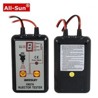 All-Sun Professional EM276 حاقن اختبار 4 أوضاع Pluse قوية نظام الوقود مسح أداة 1