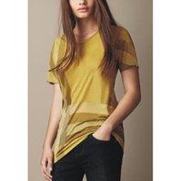 Летняя британская мода мужская повседневная футболка с коротким рукавом футболки с коротким рукавом Англия футболки женские топ Фитнес тройники оранжевые желтые красные неба