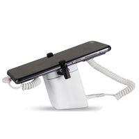 الهاتف المحمول أمن الأمن إنذار عرض أبيض عرض أبل الروبوت الهاتف المحمول آمنة مكافحة سرقة نظام نظام جهاز مع المشبك