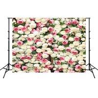 3D искусственный цветок фона ткани свадьба фотографировать роза фон одежда смоделированные цветы фон украшение новое поступление 26hsa l1