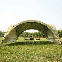 Estate all'aperto super grande tenda da campeggio tenda a baldacchino tenda da tenda pubblicità tende pergola spiaggia ultralarge anti-uv gazebo