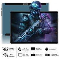 Tablet PC EST Yusunoul Süper Cam 10 inç MT6762 Octa Çekirdek 1920 * 1200 2.5k IPS Ekran Çift 4G 3 GB RAM 64 GB ROM Android PC1