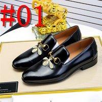 Zapatos casuales para hombre de lujo para hombre para diseñadores Menores de cuero genuino suave para hombre cómodos Oxford zapatos