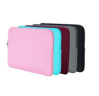 Custodia protettiva manica per laptop 14, custodia per notebook da 15.6 pollici 13.3 Casi per laptop MacBook 11.13, 15 12.5 pollici