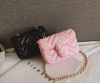 Ins baby mädchen handtasche pu brief kinder metall einzelner umhängetaschen mode kinder messenger bag mädchen mini handtaschen