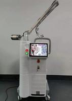 Venta caliente retiro de la cicatriz de la piel Apretar los mercados de estiramiento eliminación láser fraccional de CO2 / CO2 fraccional láser / Co2 fraccional láser de la máquina