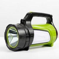 Lanternas tochas 100w portátil poderoso poderoso recarregável led punho holofotes ultra-longa tocha de espera com usb potência reserva1