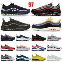 97s shoes sean wotherspoon 97 erkek kadın koşu ayakkabıları 97s yetiştirilen oyun kraliyet üçlü siyah beyaz erkek spor ayakkabı