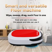 New upgrade Smart Robot Vacuum Cleaner 3200PA Wet and Dry Mo...