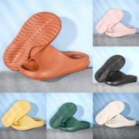 IZAL Kalite Moda Trend Tek Yumuşak Terlik ve Terlik Casl Sandalet Tasarım Anahtarı, Rahat Terlik ve Kadife