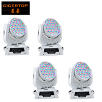 350W LED Spot Moving Head Light DJ Disco Controller LED Lamp Light 8pcs Cree RGBW 4IN1 Wash Beam Mini LED Moving Head Par Lights