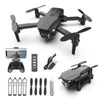 Добро пожаловать забросить! R16 Drone 4K HD Dual Lens Мини Дрон Wi-Fi 1080P Real-Time Трансмиссия FPV Drone Dual Cameras Складная RC Quadcopter Игрушка