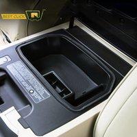 Fit für Lexus 2008- 2015 Center Conseole Armlehne Aufbewahrungsbox Container Bin Handschuh Tray Auto Organizer Holder LJ201118