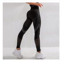 2020 Frauen Yoga-Hosen-Sport-laufende Sport Stretchy Fitness Leggings Nahtlose Sport Gym Compression Tights Pants