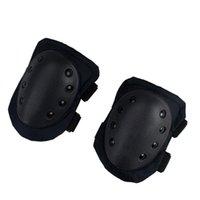 Elbow joelho almofadas 1 par cs kneepad motocross equitação esqui snowboard skate pad protetora esportes ao ar livre tacica protetor de segurança engrenagem