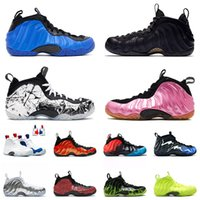 Pro Penny Hardaway Homme Hommes Femme Basketball Chaussures Ben Gordon Noir Métallique Or Métallique Chrome Top Fashion Beijing Baskets athlétiques 40-47