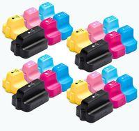 Cartucce d'inchiostro 24x cartuccia compatibile per 363 posmart c5180 c6180 c6280 c7180 c7280 c8180 3310 Printer1