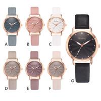 Großhandel 30 stücke Mischfarbe Mode 33mm x 9mm 25g Quarz Damenuhr Frauen Kinder Studenten Uhren Uhren Casual Armbanduhren CH083